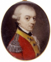 "Titre original :    Description Robert Prescott, governor of British North America Date 1776 (painted) Source National Portrait Gallery, London: NPG 3963   While Commons policy accepts the use of this media, one or more third parties have made copyright claims against Wikimedia Commons in relation to the work from which this is sourced or a purely mechanical reproduction thereof. This may be due to recognition of the ""sweat of the brow"" doctrine, allowing works to be eligible for protection through skill and labour, and not purely by originality as is the case in the United States (where this website is hosted). These claims may or may not be valid in all jurisdictions. As such, use of this image in the jurisdiction of the claimant or other countries may be regarded as copyright infringement. Please see Commons:When to use the PD-Art tag for more information. See User:Dcoetzee/NPG legal threat for"