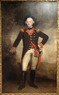 Titre original :  File:George Townshend, 4th Viscount and 1st Marquess Townshend, attributed to Gilbert Stuart, c. 1786 - Royal Ontario Museum - DSC00271.JPG - Wikimedia Commons
