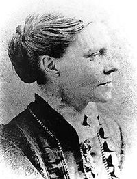 Original title:    Description English: Jennie Kidd Trout (April 21, 1841 - November 10, 1921), first woman in Canada legally to become a medical doctor Date 25 September 2012, 08:07:55 Source http://www.thecanadianencyclopedia.com/articles/jennie-trout Author Unknown photographer