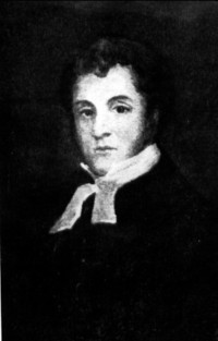 Original title:  Reverend Brooke Bridges Stevens MA Queenston's first Anglican Rector (image/jpeg)