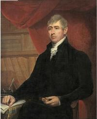 Original title:    Description English: Richard John Uniacke by Robert Field (1811) Date 25 July 2012 Source Nova Scotia Museum Author Robert Field