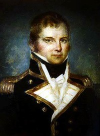 Titre original :    Description English: Painting of Sir Robert Barrie Deutsch: Gemälde von Sir Robert Barrie, Royal Navy Offizier , *05. Mai 1774,† 07. Juni 1841 Date ca. 1825(1825) Source Royal Military College of Canada Transferred from en.wikipedia to Commons by User:Nachcommonsverschieber using CommonsHelper. Author Unknown