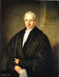 Original title:  L'honorable Austin (Augustin) Cuvillier