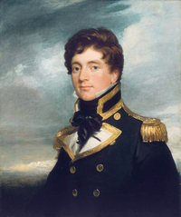 Original title:    Description Frederick William Beechey, portrait by George Duncan Beechey, painted circa 1822. Date 2005-03-13 (original upload date) Source Originally from en.wikipedia; description page is/was here. Maritime Art, Greenwich Author Original uploader was DO'Neil at en.wikipedia Permission (Reusing this file) PD-ART.
