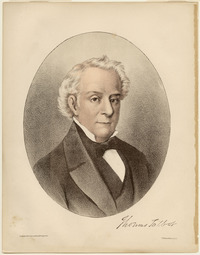 Original title:  Portrait of Colonel Thomas Talbot.