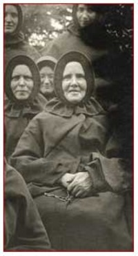 Titre original :  An archived photo of Mother Mary Greene fcJ.