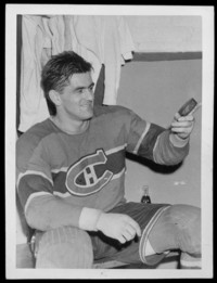 Titre original :  Maurice Richard.