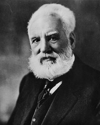 Original title:  Alexander Graham Bell.