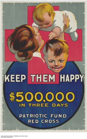 Titre original :  Patriotic Fund, Keep Them Happy.