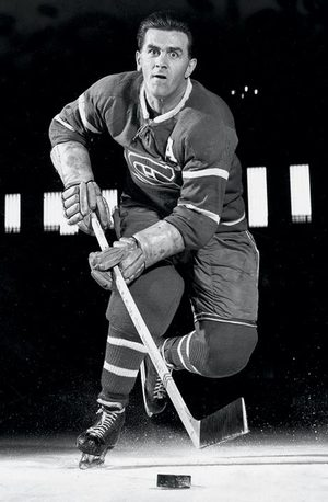 Titre original :  tumblr mdj34s1aLj1qm76qjo1 500 photo; The Vault: Maurice The Rocket Richard (A Canadien Legacy)