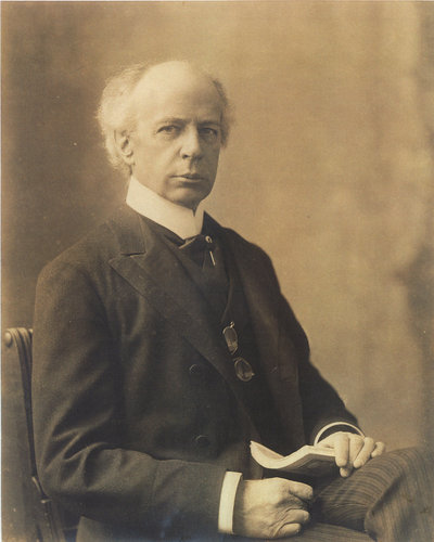 Titre original :  Sir Wilfrid Laurier
