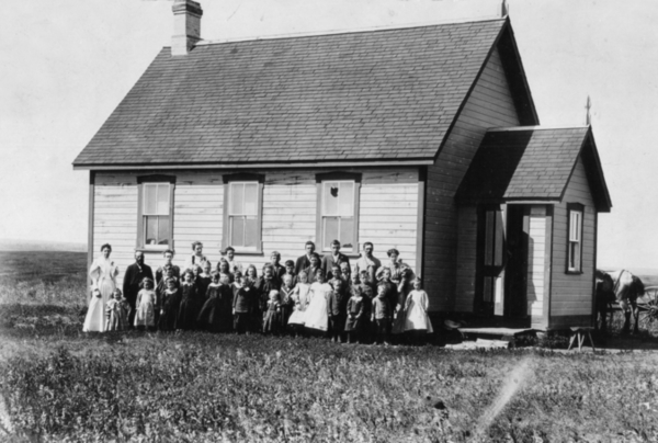 Titre original :  Photo Album - Manitoba School Question : Digital Resources on Manitoba History