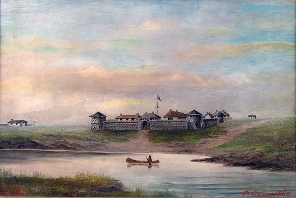 Titre original :  The Metis and the Red River Settlement