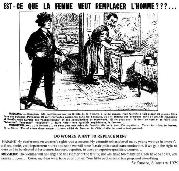 Titre original :  Begbie Contest Society - Women's Suffrage