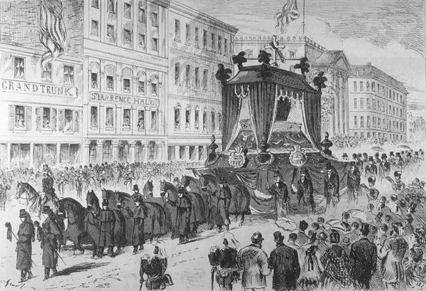 Original title:  File:Funeral procession of George-Étienne Cartier.jpg