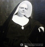 PARADIS, ÉLODIE, named Mother Marie-Léonie