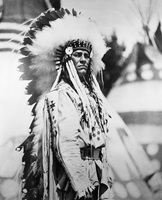 LONG, SYLVESTER CLARK (Sylvester Chahuska Long Lance, Buffalo Child, Chief Buffalo Child Long Lance)