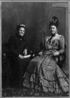 VALLANCE, MARGARET (Taylor, lady Taylor)