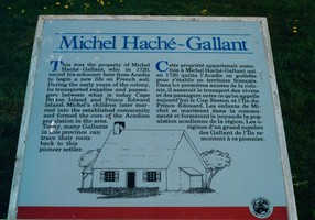 HACHÉ-GALLANT, MICHEL